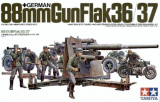 German 88mm Gun Flak 36/37