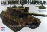 West German Tank Leopard A4