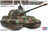 King Tiger Production Turret