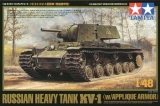 Russian Heavy Tank KV-1 Applique Armor