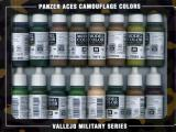 Panzer Aces Camouflage Colors