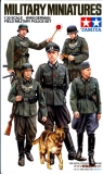 German Field Military Police Set
