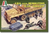"SWS with Demolition Team ""Goliath"""