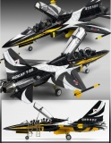 Rokaf T-50B Black Eagles