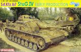 Sd.Kfz.167 StuG.IV Early Production