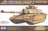British MBT Challenger 2 (Desertised)