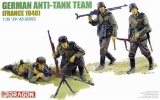 German Anti-Tank Team