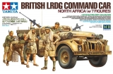 "British L.R.D.G. Command Car ""North African"""