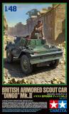 "British Armored Scout Car ""Dingo"" Mk.II"