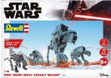 Build & Play First Order Heavy Assault Walker