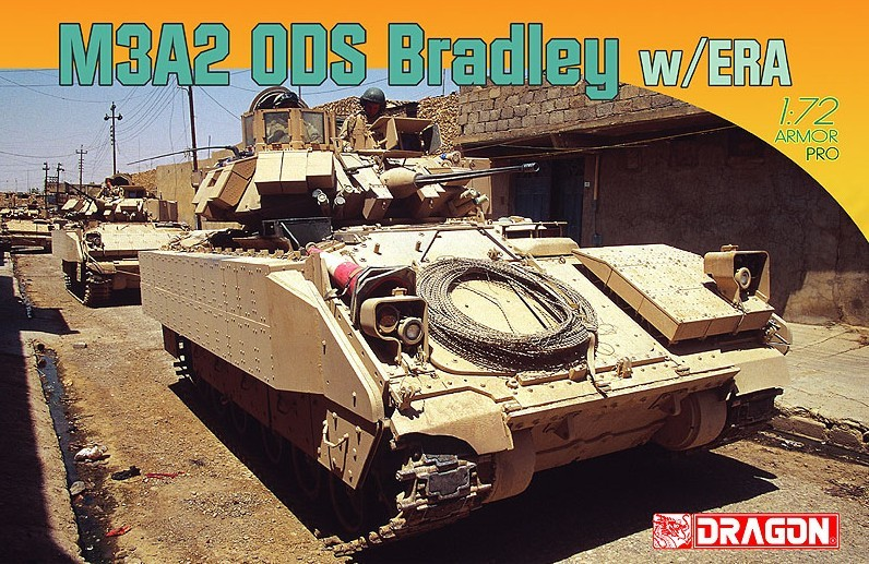 M3A2 ODS Bradley with ERA