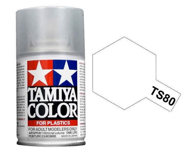 Color TS-80 Flat Clear Spray