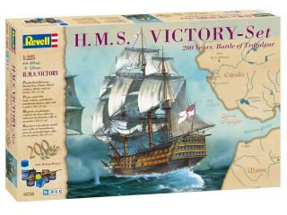 HMS Victory Gift-set 1/225