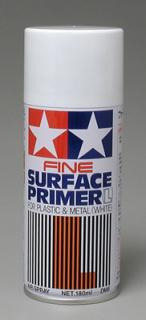 Fine Surface Primer L White