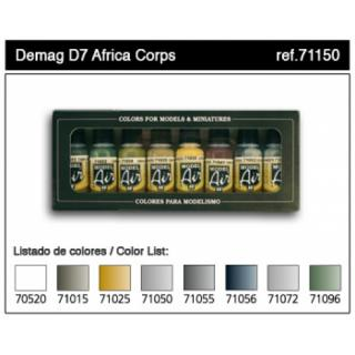 Demag D-7 Africa Corps