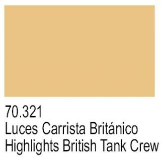 Highlights British Tank Crew PA321