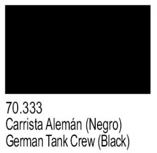 German Tank Crew (Black) PA333