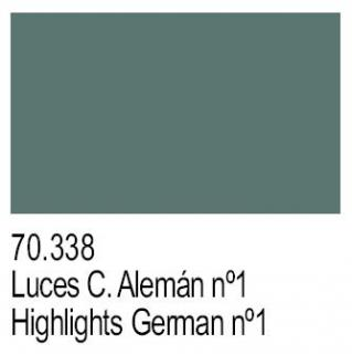 Highlights German n°1 PA338