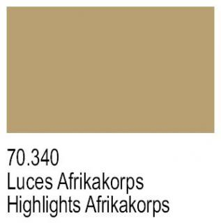 Highlights Afrikakorps PA340