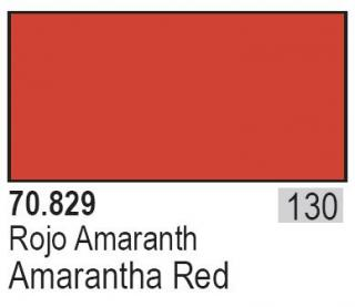 Amarantha Red MC130