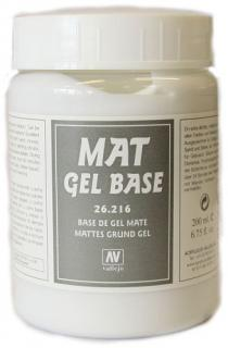 Mat Gel Base 200ml
