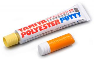 Polyester putty 40g