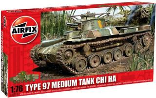 Chi Ha Type 97 Medium Tank