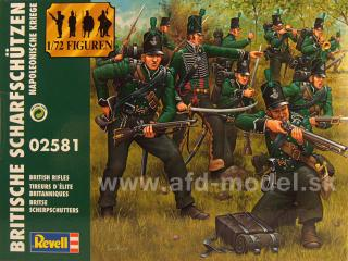 British Rifles