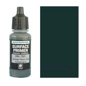 Acrylic Polyurethan Primer 17 ml German Panzer Grey