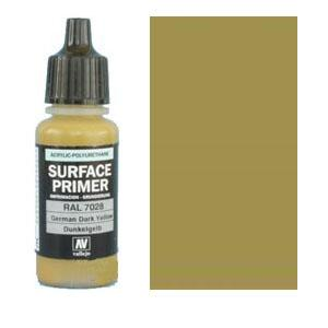 Acrylic Polyurethan Primer 17 ml German Dark Yellow