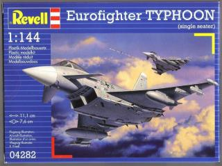 Eurofighter Typhoon (single seater)