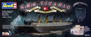 R.M.S. Titanic 100th Anniversary Edition gift set