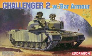 Challenger 2 w/BAR Armour