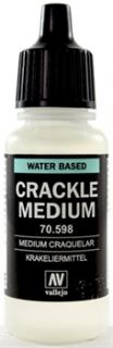 Crackle Medium