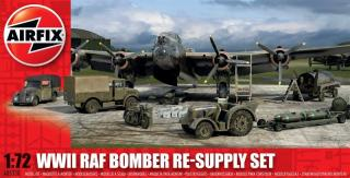 WWII RAF Bomber Re-Supply Set