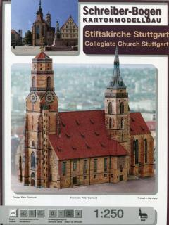 Collegiate Church Stuttgart