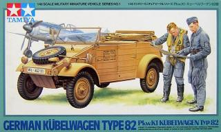 German Kübelwagen Type 82