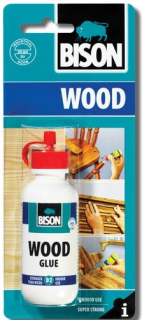BISON WOOD GLUE 75 g