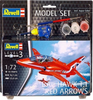 BAe Hawk T.1 Red Arrows 1/72