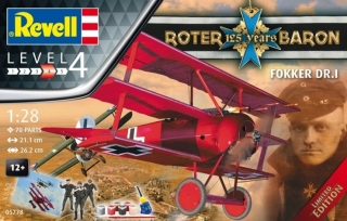 125 Years Red Baron