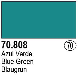 Blue Green MC070